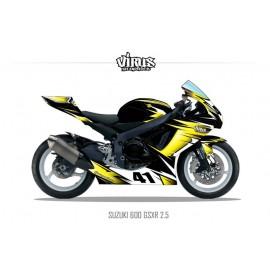 GSXR600 2011
